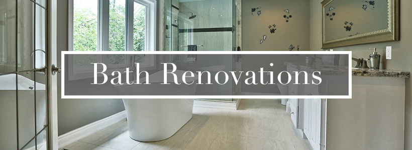 Bathroom renovations remodeling in oakville mississauga for Kitchen bathroom renovations