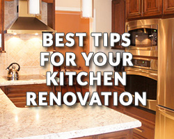 Kitchen Renovations Tips