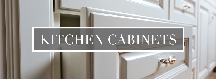 Custom Designed Kitchen Cabinets